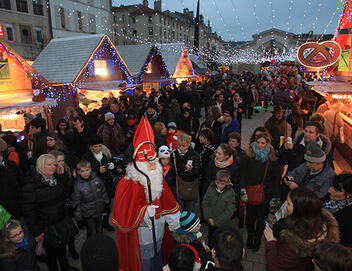 Weekend of St. Nicholas on 7 and 8 December 2019